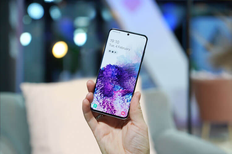 Five 5G Phones We're Really Excited About
