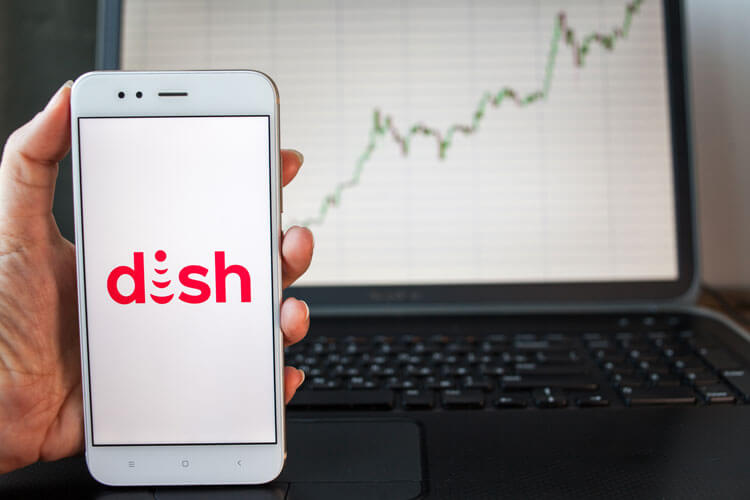 DISH Network on a smartphone