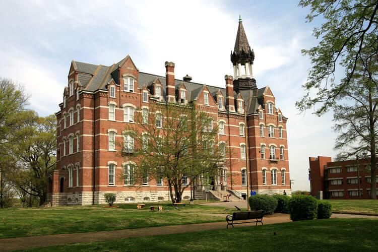 Jubilee Hall at Fisk University