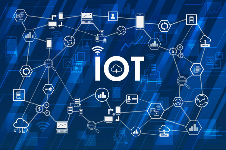 a vector of IoT