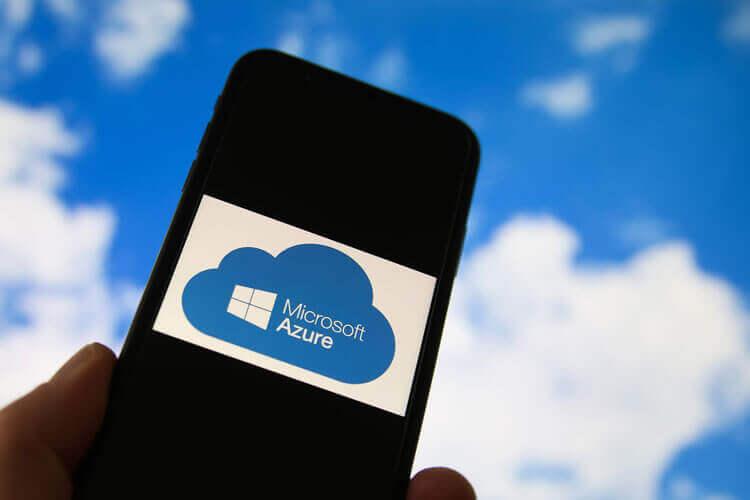 Microsoft Azure on a 5G device