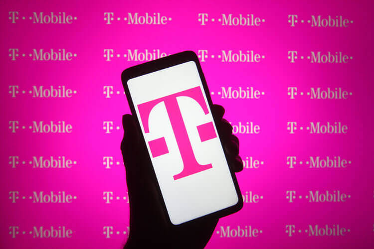 T-Mobile 5G device