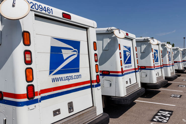 A fleet for the USPS.
