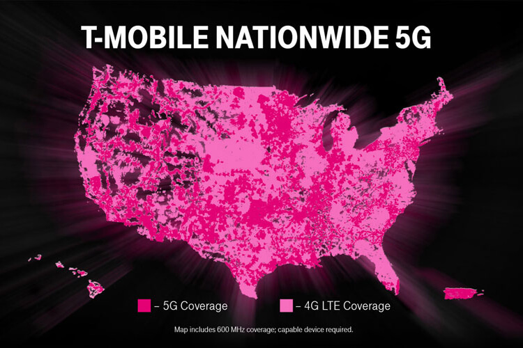 T-Mobile's 5G Network is Live!