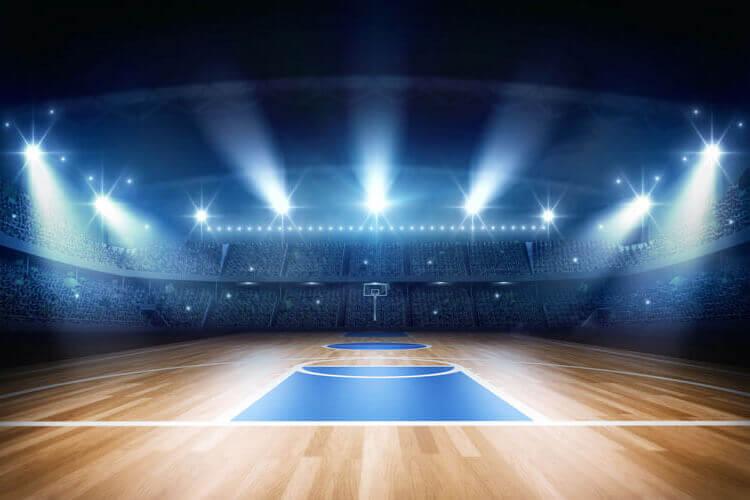A large venue
