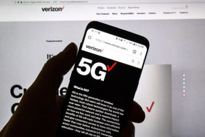 What is 5G Search on Verizon Phone