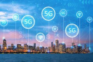 5G Pop Ups All Over the City